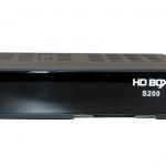 HD BOX - Купить, подключение и установка Спутниковый ресивер HD BOX S 200 в Ташкенте