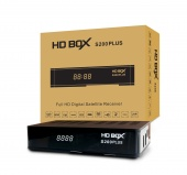HD BOX - Купить, подключение и установка Спутниковый ресивер HD BOX S200 Plus в Ташкенте
