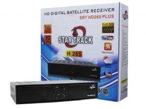 STARTRACK - Купить, подключение и установка Комбинированный ресивер STAR TRACK SRT HD265 PLUS в Ташкенте