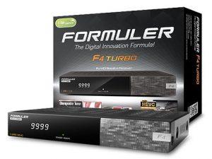 FORMULER - Купить, подключение и установка Спутниковый ресивер Formuler F4 Turbo в Ташкенте
