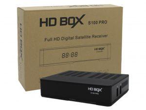 HD BOX - Купить, подключение и установка Спутниковый ресивер HD BOX S100 Pro в Ташкенте