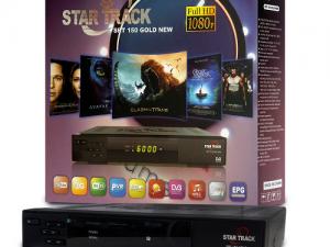 STARTRACK - Купить, подключение и установка Спутниковый ресивер STAR TRACK SRT 150 Gold в Ташкенте