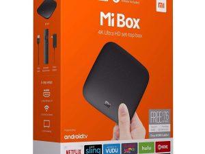СМАРТ ТВ приставки - Купить, подключение и установка Xiaomi Mi Box S ( 4 ) в Ташкенте