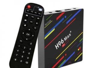 СМАРТ ТВ приставки - Купить, подключение и установка H96 MAX+ 4/64 в Ташкенте