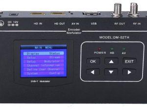 АКСЕССУАРЫ - Купить, подключение и установка DVB-T HD Модулятор 02THB в Ташкенте