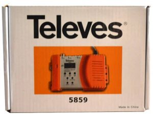 АКСЕССУАРЫ - Купить, подключение и установка Televes 5859 в Ташкенте