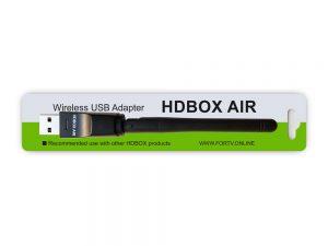 АКСЕССУАРЫ - Купить, подключение и установка USB WI-FI адаптер HDBOX AIR 2dB в Ташкенте