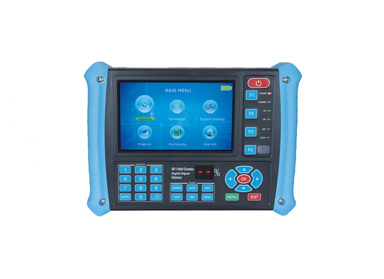 Приборы - Купить, подключение и установка Digital Signal Meter S2/T2 Combo HEVC в Ташкенте