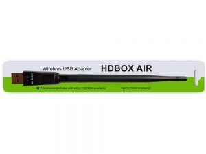 АКСЕССУАРЫ - Купить, подключение и установка USB WI-FI адаптер HDBOX AIR 5dB в Ташкенте