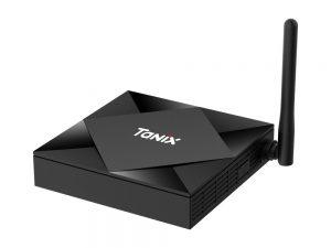 СМАРТ ТВ приставки - Купить, подключение и установка TANIX TX 6S 2/8GB в Ташкенте