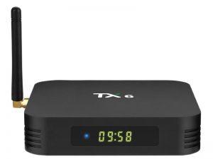 СМАРТ ТВ приставки - Купить, подключение и установка Tanix TX6 2/16GB в Ташкенте